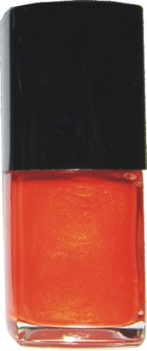 Farblack orange metallic 14ml