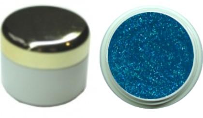 Farbgel metallic petrol 4ml