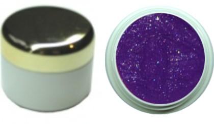Farbgel metallic lila 4ml