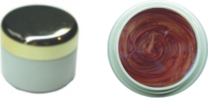 Farbgel bronze 4ml