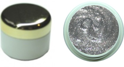 Farbgel silber 4ml