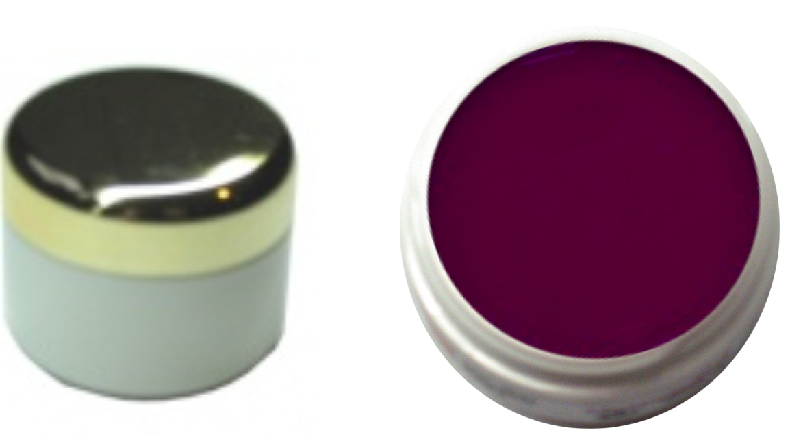 Farbgel Fuchsia 4ml