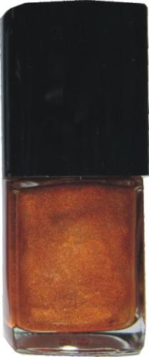 Farblack hellbraun metallic 14ml