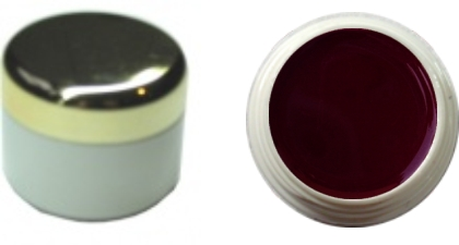 Farbgel Dark Cherry 4ml