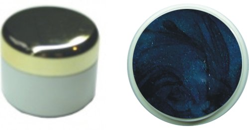 Farbgel blaugrün metallic 4ml