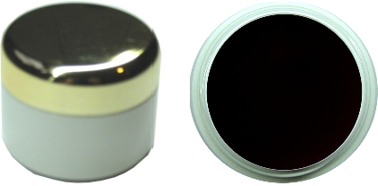 Farbgel schwarz 4ml