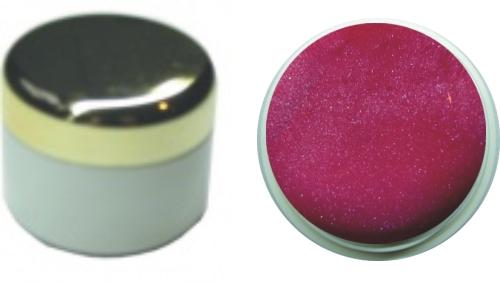 Farbgel himbeer metallic 4ml