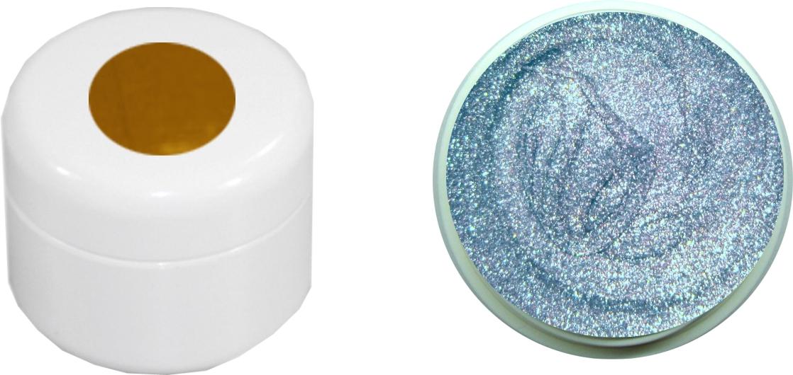 Farbgel Chromegloss Lightblue 4ml
