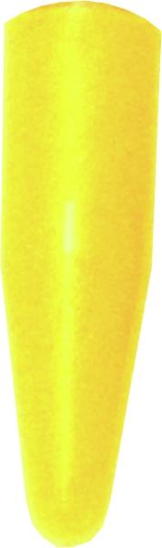 Acrylfarbe metallic gelb