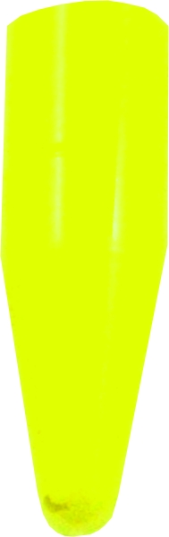 Acrylfarbe neon gelb