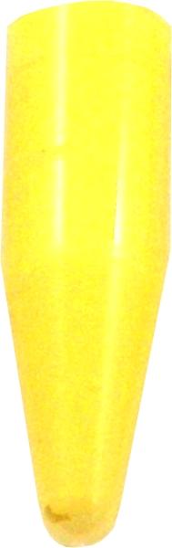 Acrylfarbe gelb