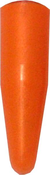Acrylfarbe metallic orange
