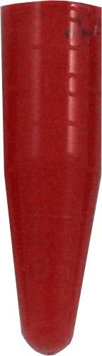 Acrylfarbe rot