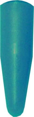 Acrylfarbe metallic türkisblau