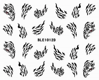 Selbstklebende Sticker animal BLE-1012D