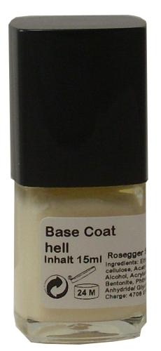 Base Coat – Unterlack 15ml
