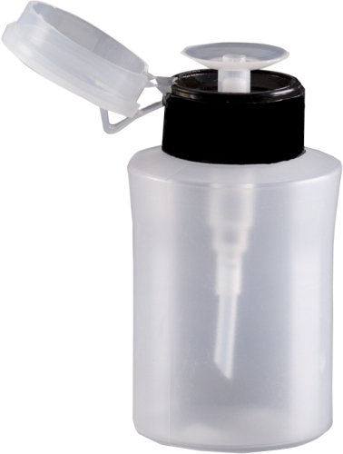 Dispenser Pumpflasche rund