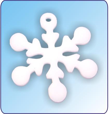 Anhänger Eiskristall