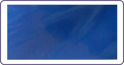 Transferfolie Blau