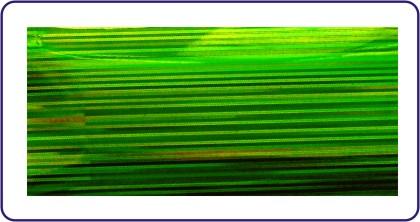 Transferfolie green Streifen