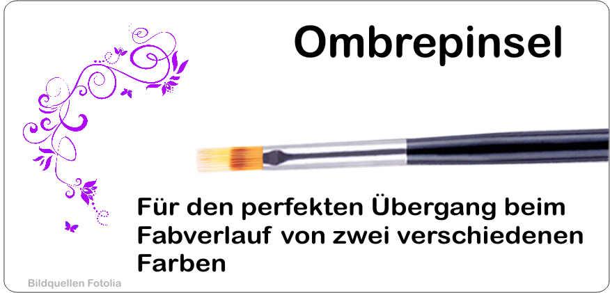 Ombre Pinsel Startseite