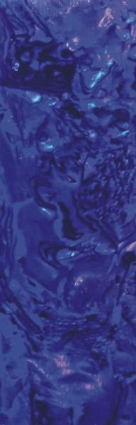 Perlmuttstreifen blau