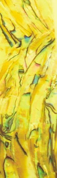 Perlmuttstreifen gelb