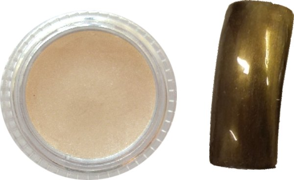 Chromeglanz Pigment gold