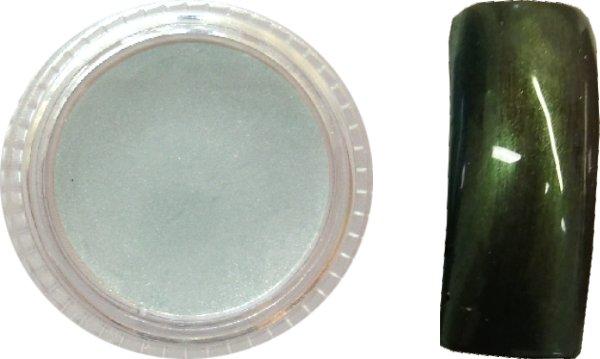 Chromeglanz Pigment grün
