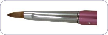 Rotmarder Gr. 10 oval