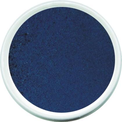 Acryl Powder dunkelblau 4g