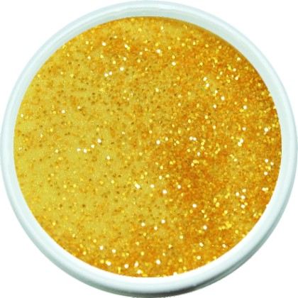 Acryl Powder gold Glitter 4g