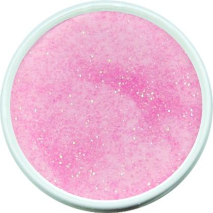 Acryl Powder rosa Glitter 4g