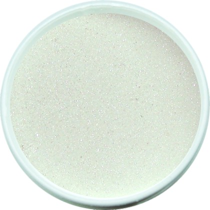 Acryl Powder shining silver 4g