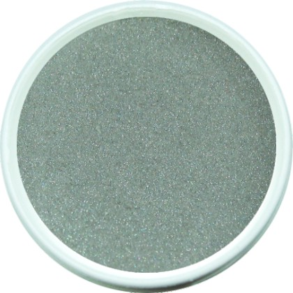 Acryl Powder metallic silbergrau 4g