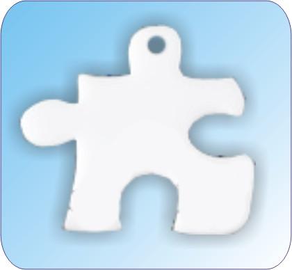 Anhänger Puzzle
