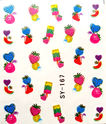Sticker Sommer SY167