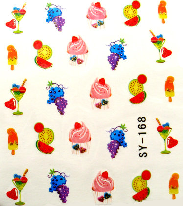 Sticker Sommer SY168