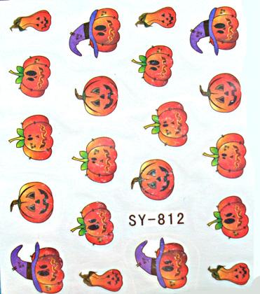 one Stroke Sticker halloween