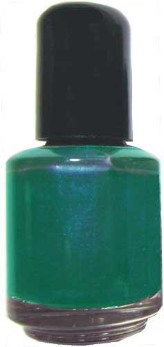 Stamping Lack grün metallic