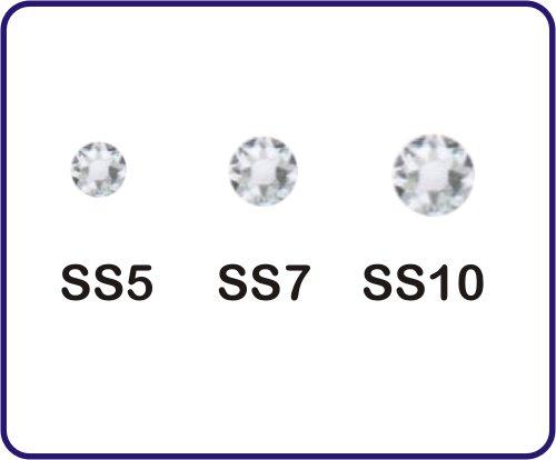 SWAROVSKI® Kristalle klar