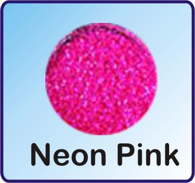 Glitter Nachfüllbeutel neon pink 3g