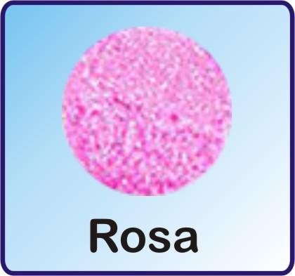 Glitter Nachfüllbeutel rosa 3g