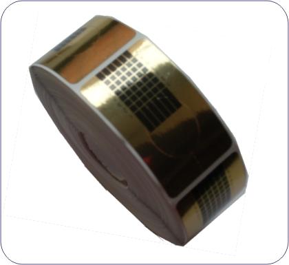 Modellage Schablonen 500er Rolle