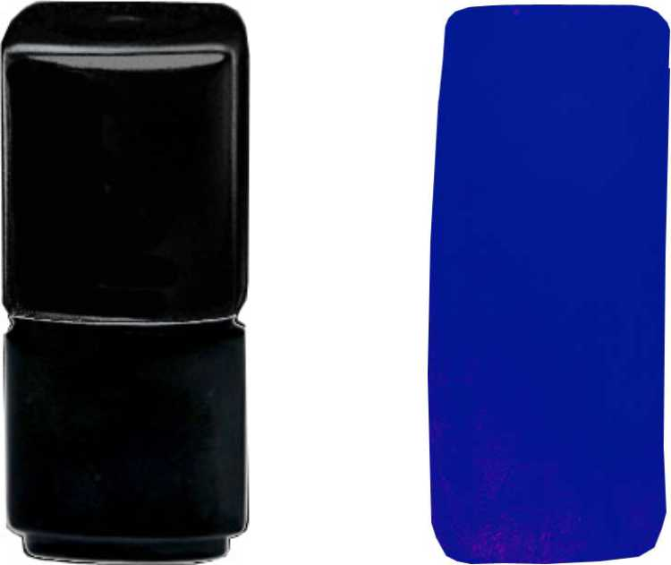 Soak off polish Royalblau 10ml, Gellack, Shel Lack, UV Lack