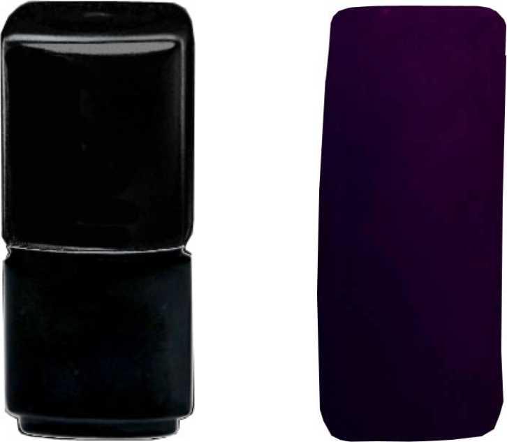 Soak off polish Dunkellila 10ml, Gellack, Shel Lack, UV Lack