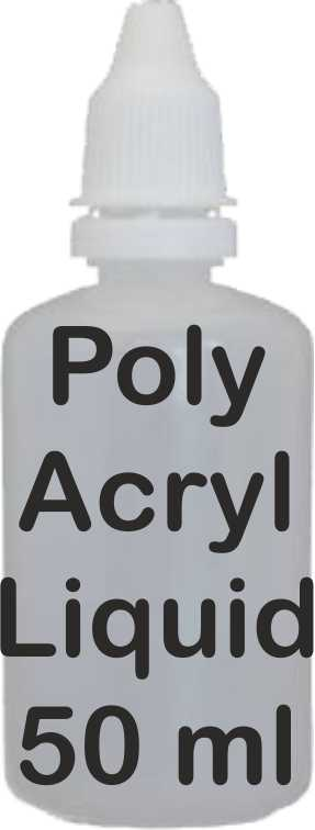 Poly Acryl Liquid 50ml