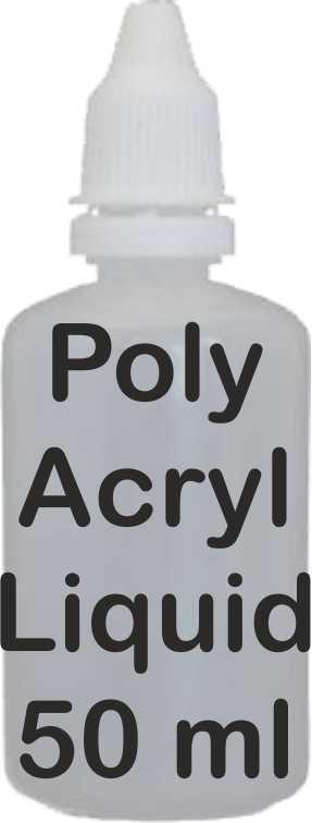Poly Acryl Liquid 50ml