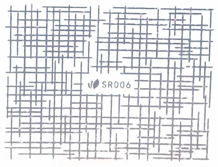 Sticker silber metal SR-006 strips Nailsticker, Nagelsticker, Nailtattoo, Lase Stripe