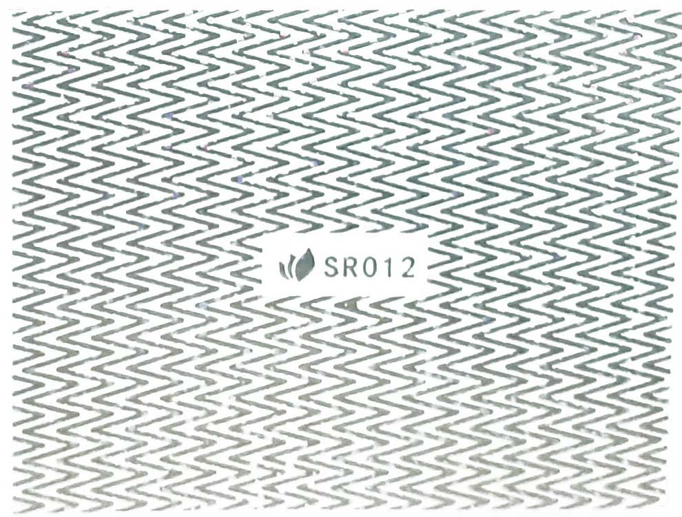 Sticker silber metal SR-012 strips Nailsticker, Nagelsticker, Nailtattoo, Lase Stripe